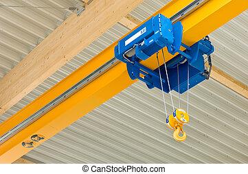 Hall crane