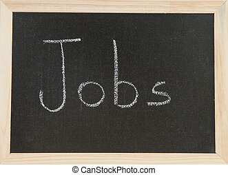 Board with Jobs.