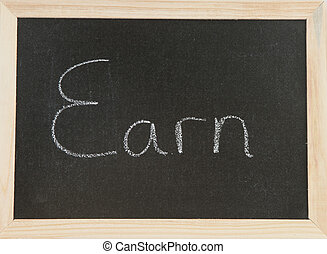 Board with Earn.