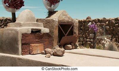Graves - Cementery, Southamerica, Peru