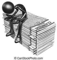 Employment Classifieds - A Concept And Presentation...