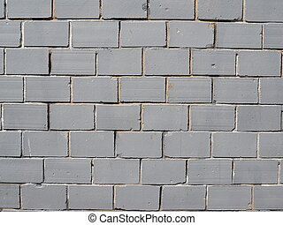 Wall from a white brick. background