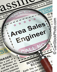Area Sales Engineer Hiring Now. 3D. - Area Sales Engineer -...