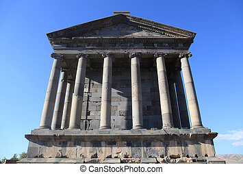 Ancient Garni Pagan Temple, Armenia - Ancient Garni Pagan...