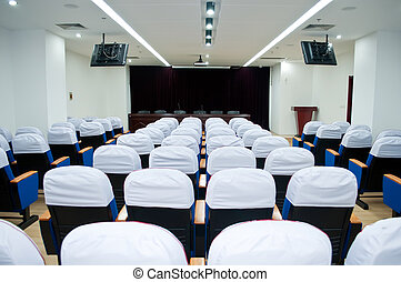 Meeting Room - A small meeting room