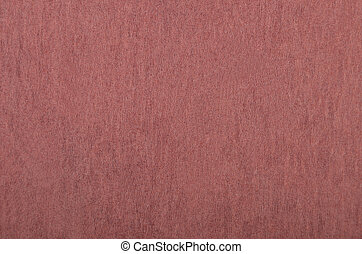 Textured felt background - Close up of brown synthetical fet...