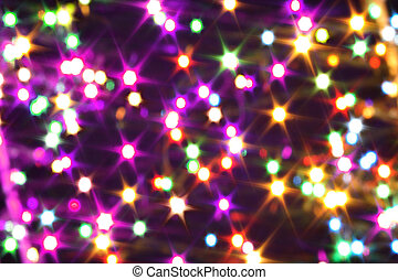 xmas background - nice xmas background from the color lights