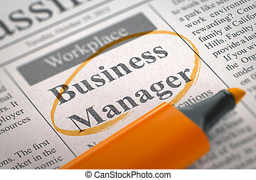 We are Hiring Business Manager. 3D.