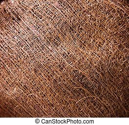 Abstract background of rough textured material