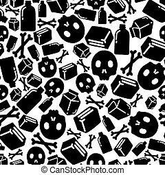 Graffiti seamless pattern - Universal vector fashion...