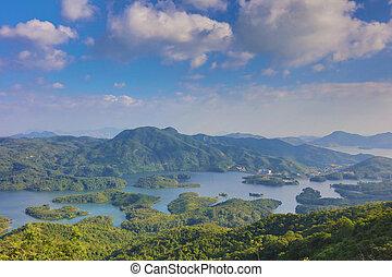 Tai Lam Chung Reservoir, Hong Kong - hk Tai Lam Chung...