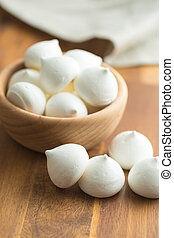 dulce, blanco, merengue