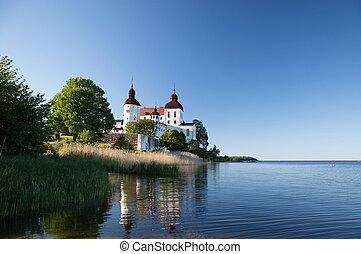 Laeckoe Castle, Sweden - Laeckoe Castle is a medieval castle...