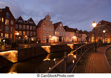 Stade, Lower Saxony, Germany - Stade is a city in Lower...