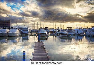evening yachts marine,  Algarve, Portugal