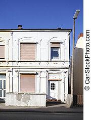 Wohnhaus, Reihenhaus, Altbau