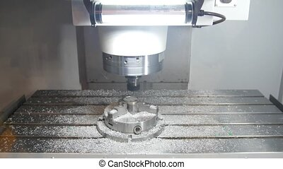 Process of metal working and machine manufacturing -...