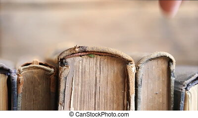 books to read idea, man takes the book - Books to read or...