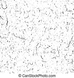 Grunge texture background in black and white.