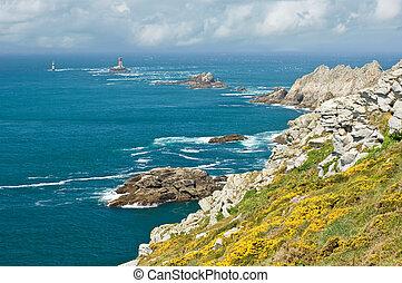 Pointe du Raz, Brittany, France