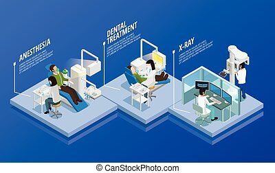 Dentistry Isometric Template - Dentistry isometric template...