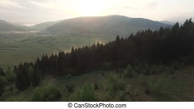 Incredibly beautiful nature of the mountains - Incredibly...