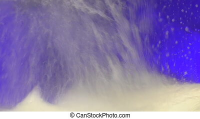 Washing abstract background