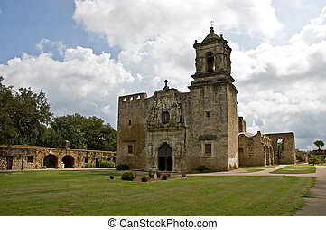 San Jose Mission, San Antonio, Texas - San Jose Mission,...