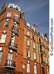Red Brick Mansion, London