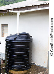 agua, cisterna
