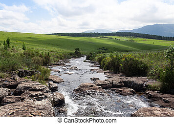 The Mac Mac Pools between Graskop and Sabie, Mpumalanga, South Africa