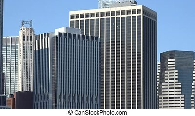 Tall Municipal Or Office Buildings