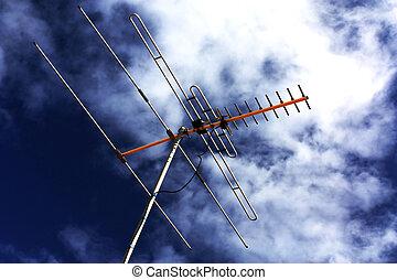 tv, aéreo