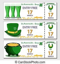 Celebration Holiday St. Patrick's day