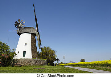 Windmill Eickhorst (Hille) - The windmill Eickhorst (Hille,...