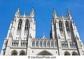 Washington National Cathedral is located in Washington,...