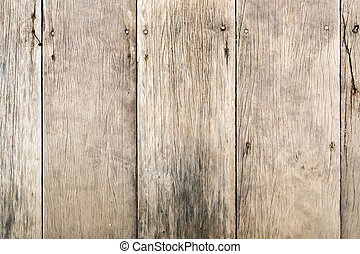 Striped wood texture background - Striped plank wood surface...