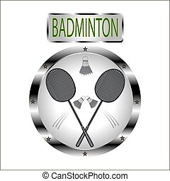 the game badminton