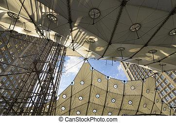The Grande Arche, Paris - The Grande Arche is a modern...