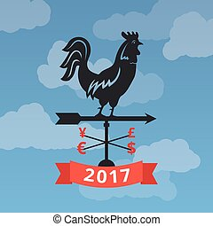Financial forecast for year of Rooster.