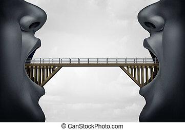 Concept of Building Bridges