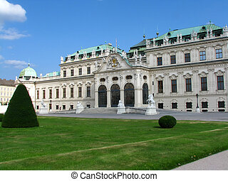 Belvedere - The extensive Belvedere complex consists of two...
