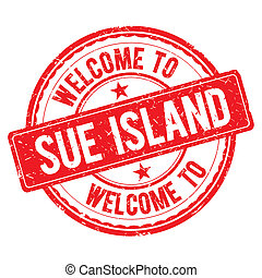 Welcome to SUE ISLAND Stamp.