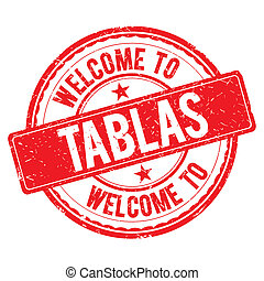 Welcome to TABLAS Stamp. - TABLAS. Welcome to stamp sign...
