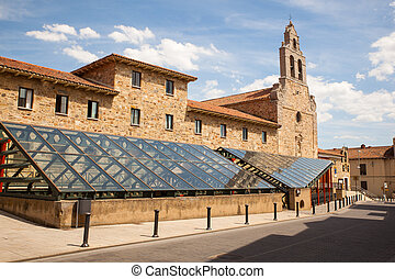 San Francesco Church, Astorga - View of the San Francesco...
