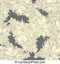 Background of the plain rose - Background of plain roses for...