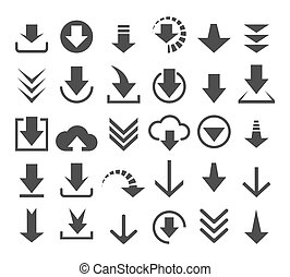 Download file icons