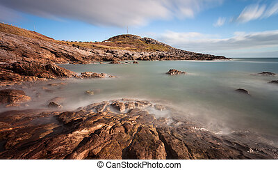Limeslade Bay Swansea - Limeslade Bay on the Gower peninsula...