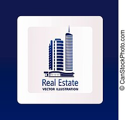 vector icons Real Estate