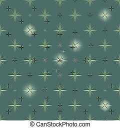 Christmas star background.